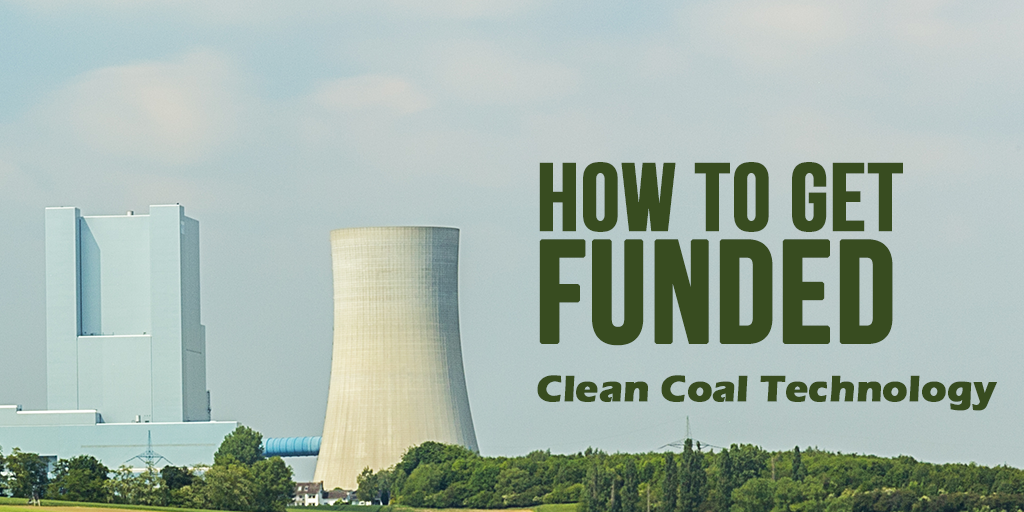 how to invest in clean coal