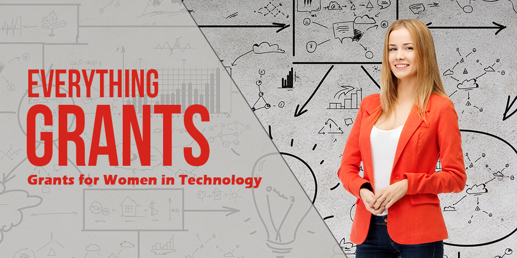 Small business grants for women in technology