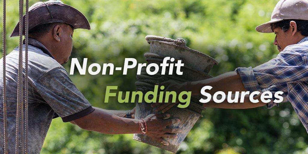 Where do Non-Profits Get Their Funding?